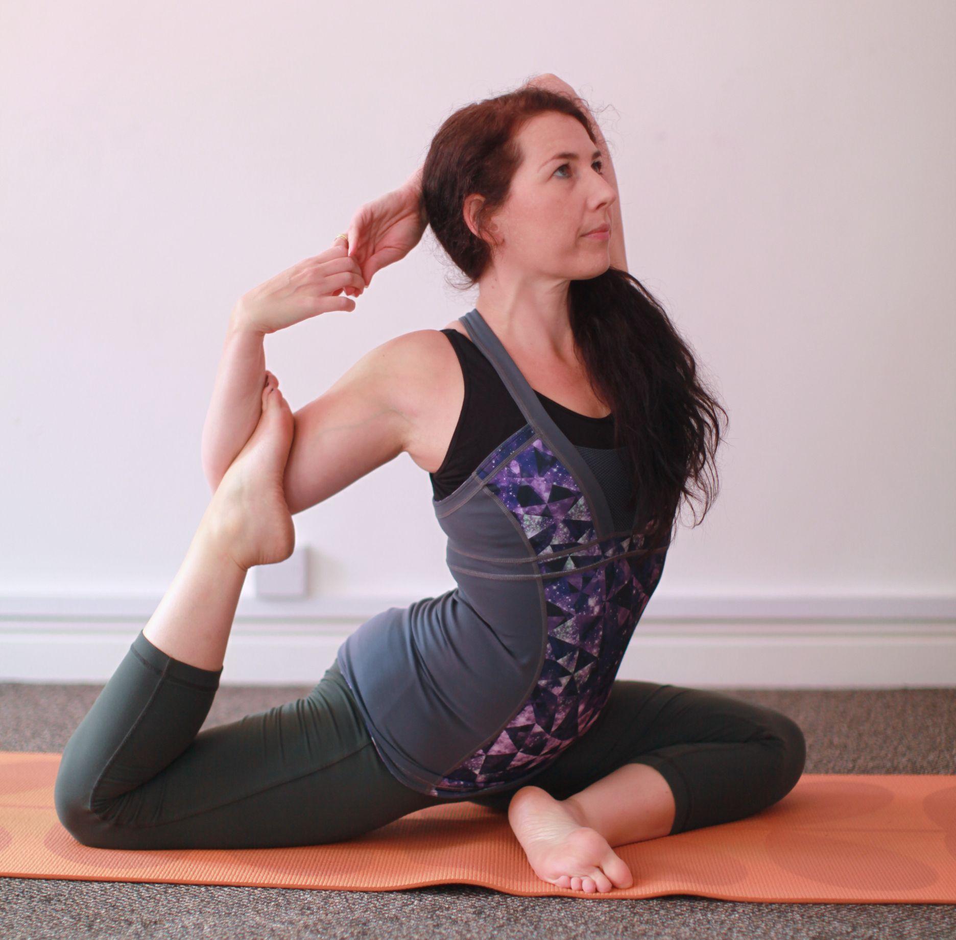 Yogi Claire Hatha Yoga Classes In Sale Amp Sale Moor